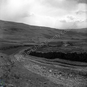 The Stake and Buckden Pike